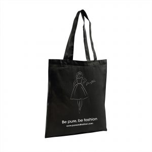 Pure & Fashion tas voorkant