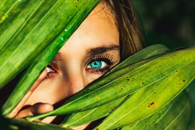 Grote ogen